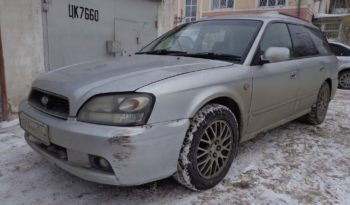 Subaru Legacy, 2002 г. full