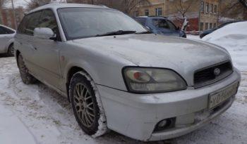Subaru Legacy, 2002 г.