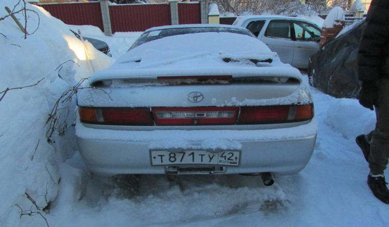 Toyota Carina ED, 1995 г.в full