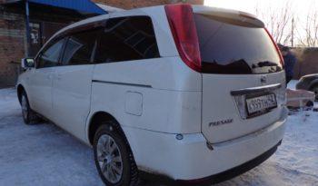 Nissan Presage, 2004 г. full
