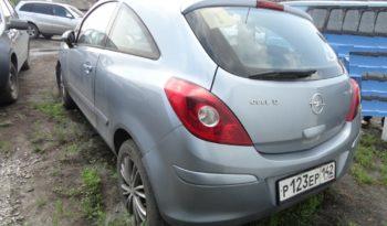Opel Corsa, 2007 г.в full