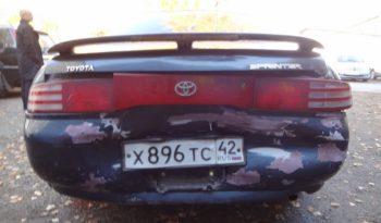 Toyota Sprinter, 1993 г.в full