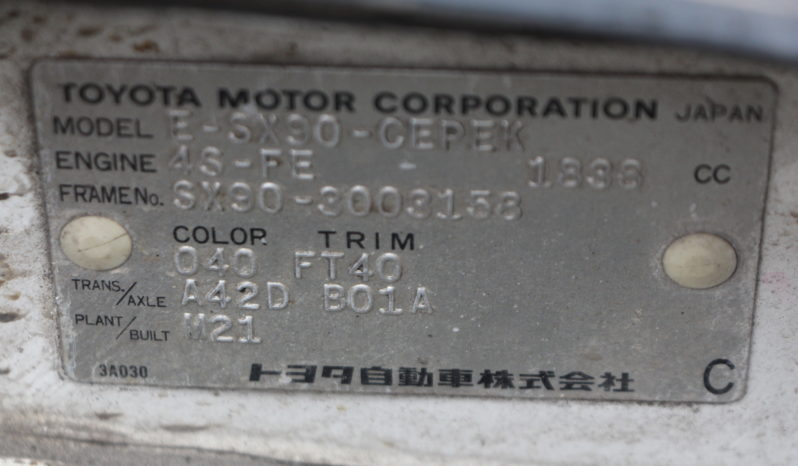 Toyota Cresta, 1993 г.в full