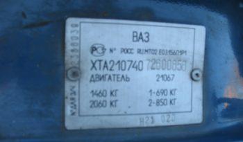 ВАЗ 21074 , 2007 г.в full