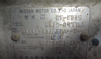 Nissan Sunny, 2000 г.в full