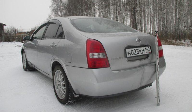 Nissan Primera, 2002 г.в full