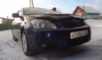 Toyota Corolla, 2005 г.в