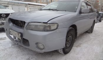 Nissan Avenir Salut, 2001 г.в