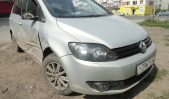 VOLKSWAGEN GOLF PLUS, 2012 г.в