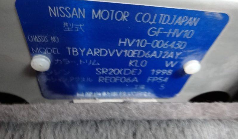 NISSAN TINO, 1999 г.в full